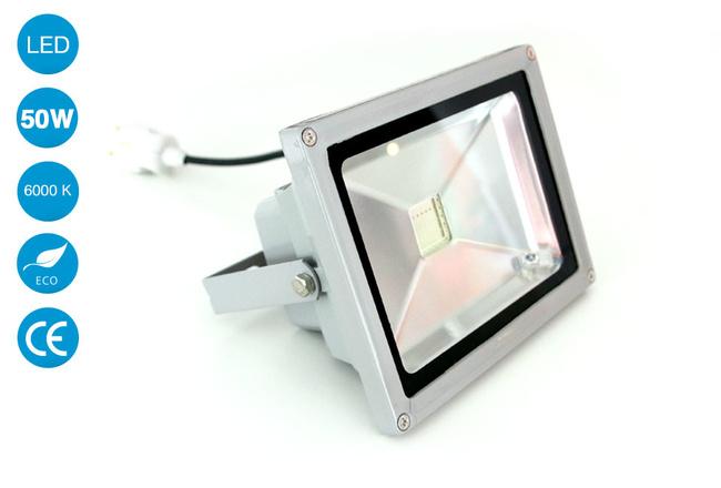 Projecteur LED Blanc Froid - 50W