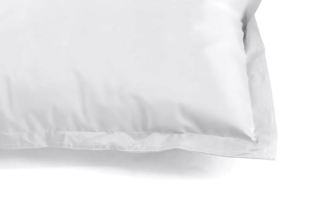 Housse pouf géant BiG52 CLASSIC Blanc