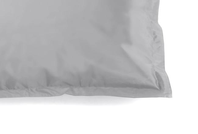 Housse pouf géant BiG52 CLASSIC Gris Clair
