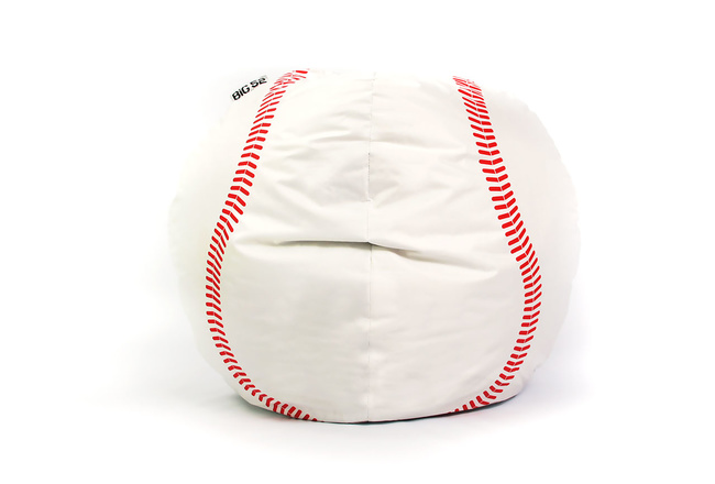 Pouf balle de baseball BiG52