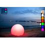 Boule Lumineuse à LED Multicolore - 60 cm