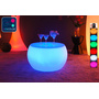 Table Basse Lumineuse à LED Multicolore - ROUND