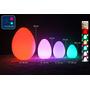 Oeuf Lumineux à LED Multicolore - JAJKO - 68 cm