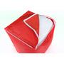 Pouf Cube BiG52 - Rouge