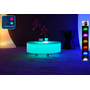 Table basse lumineuse LED Multicolore - BUCKLE
