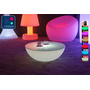 Table basse lumineuse LED Multicolore - MOON LIGHT S