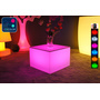 Table Basse Lumineuse à LED Multicolore - Nelio
