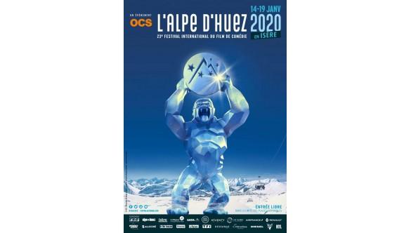 Festival de l'Alpe d'Huez - Festival International du Film de Comédie