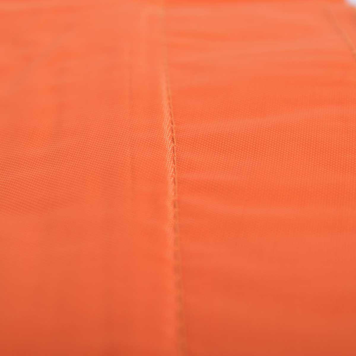 pouf géant extérieur BiG52 CLASSIC orange