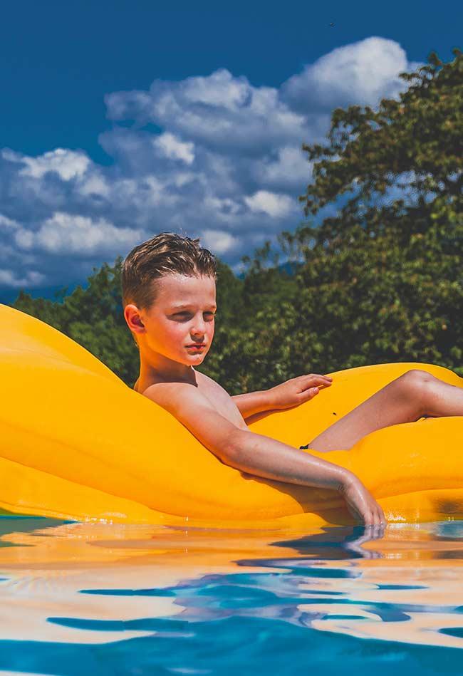 Pouf géant piscine BIG52
