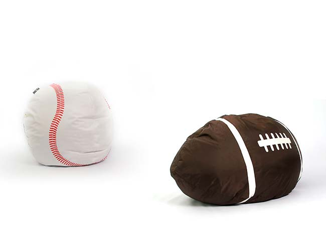 Pouf ballon BiG52 Sport
