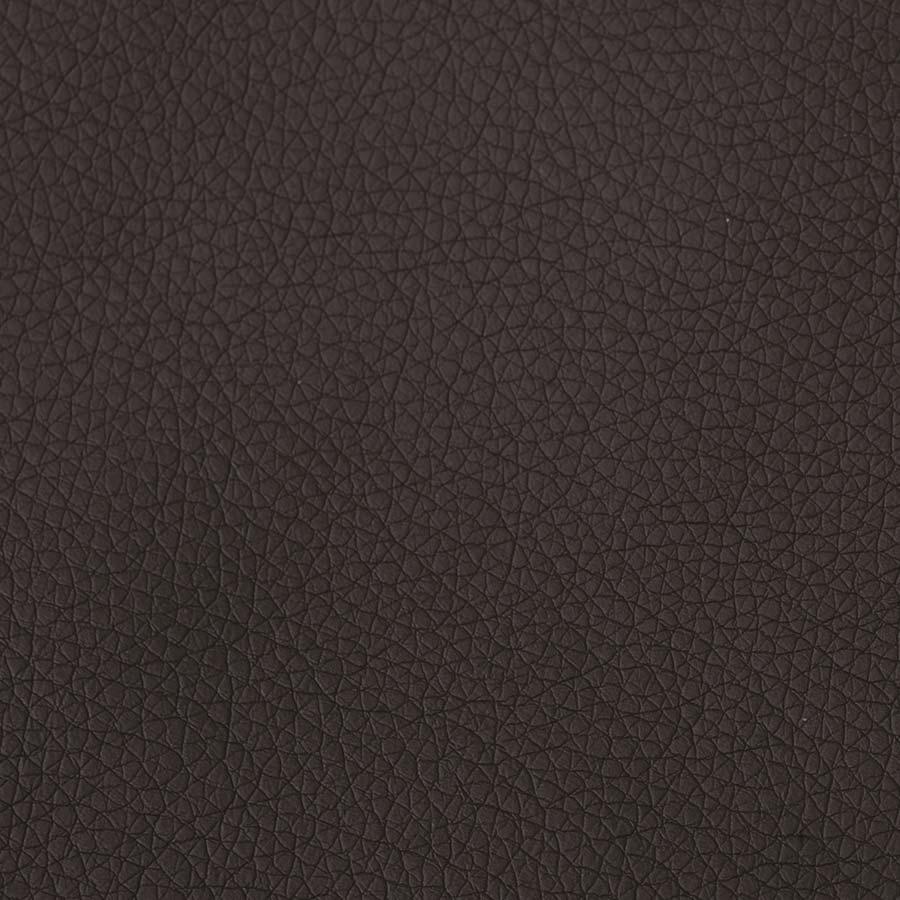 Ultra pratique, le pouf géant simili cuir marron BiG52 est déhoussable.