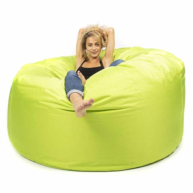 Riesiger Sitzsack Outdoor Green TiTAN