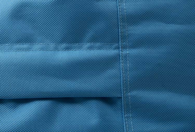 pouf géant rond TiTAN Turquoise
