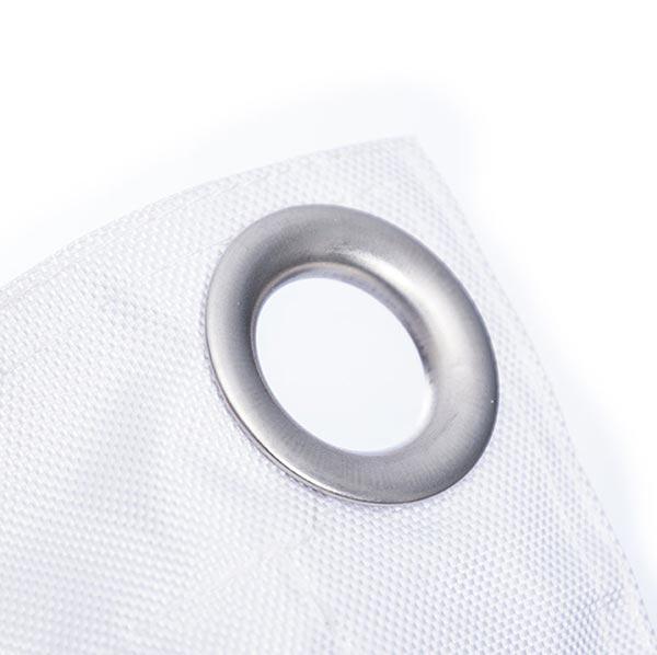 pouf géant extérieur BiG52 IRON RAW blanc